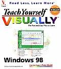 Teach Yourself Windows 98 Visually
