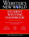 Websters New World Student Writing 4th Edition