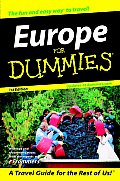 Europe For Dummies 1st Edition