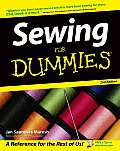 Sewing For Dummies 2nd Edition