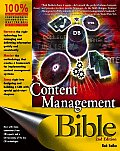 Content Management Bible 2nd Edition