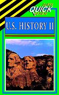 U S History II Quick Review