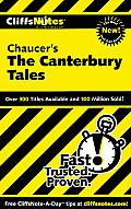 Cliffs Notes Canterbury Tales