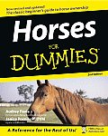 Horses For Dummies 2nd Edition