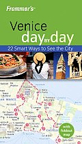 Frommers Venice Day by Day With Folded Map