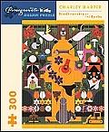 Puzzle-Charley Harper Biodiver