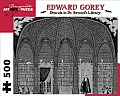 Dracula in Dr Sewards Library 500 Piece Jigsaw Puzzle