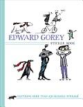 Sticker Book Edward Gorey
