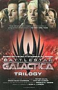 Battlestar Galactica Trilogy The Cylons Secret Sagittarius Is Bleeding Unity