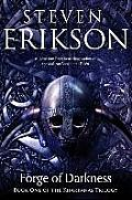 Forge of Darkness Kharkanas Trilogy 01