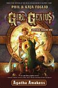 Girl Genius Omnibus 1 Agatha Awakens