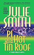 P I on a Hot Tin Roof A Talba Wallis Novel