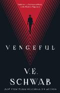 Vengeful: Villians #2