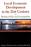 Local Economic Development in the 21st Century Quality of Life & Sustainability