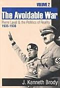 Avoidable War Pierre Laval & The Politic
