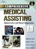 Delmars Comprehensive Medical Assisting Administrative & Clinical Competencies 2nd Edition