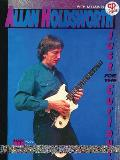 Allan Holdsworth -- Just for the Curious: Book & Online Audio