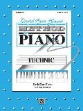 David Carr Glover Method for Piano Technic Level 1