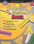 Summer Link Math Summer Before K