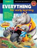 Everything for Early Learning Grade 2 With Stickers