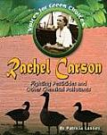 Rachel Carson Fighting Pesticides & Other Chemical Pollutants