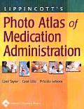 Lippincotts Photo Atlas Of Medication Ad