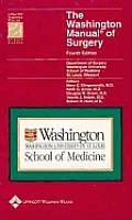 The Washington Manual of Surgery