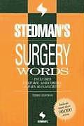 Stedmans Surgery Words