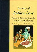 Treasury of Indian Love Poems & Proverbs from the Indian Sub Continent