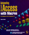 Automating Microsoft Access with Macros
