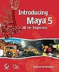 Introducing Maya 5 3d For Beginners With