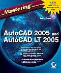 Mastering Autocad 2005 & Autocad LT2005