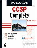 Ccspr Complete Study Guide Exams 642 501 642 511 642 521 642 531 642 541 With CD ROM