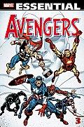 Avengers Essential 03