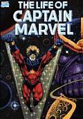 Life & Death Of Captain Marvel
