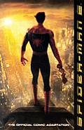 Spider Man 2 The Official Comic Adaptapt