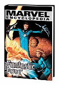 Marvel Encyclopedia Volume 6 Fantastic Four Hardcover