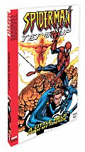 Marvel Age Spider Man Team Up