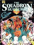 Death Of A Universe Squadron Supreme