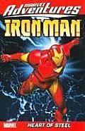 Marvel Adventures Iron Man 01
