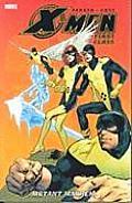 X Men First Class Mutant Mayhem