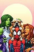 Marvel Adventures 04 Spiderman & Avengers