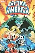 Captain America Fighting Chance Volume 2