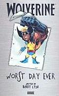 Marvel Wolverine Worst Day Ever