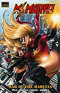 Ms. Marvel #08: War of the Marvels