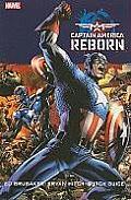 Captain America Reborn Premiere