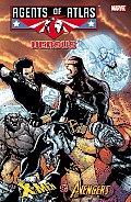 Agents of Atlas Vs X Men & The Avengers
