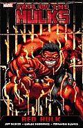 Hulk Fall Of The Hulks Red Hulk