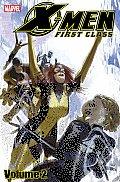 X Men First Class Volume 2
