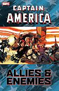 Captain America Allies & Enemies